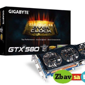 Geforce GTX 580 SOC